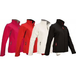 SOFTSHELL FEMME - LOT 14 PIECES