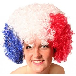 PERRUQUE AFRO FRANCE