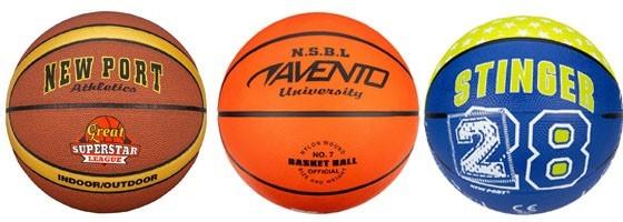Ballons Basketball