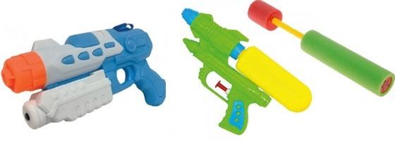 Pistolets et Canons à Eau