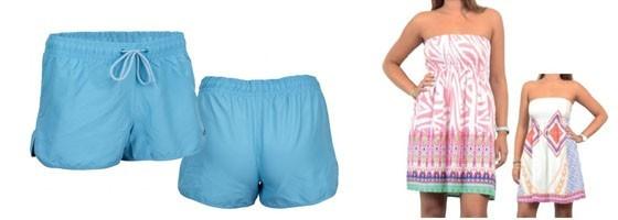 Textile de plage