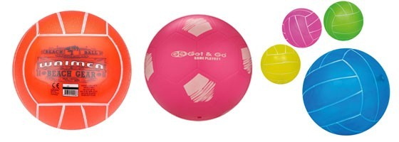 Ballons de Piscine