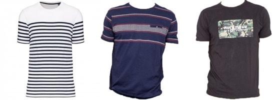 T-shirts Homme Imprimés