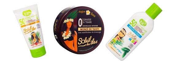 Crèmes Solaires